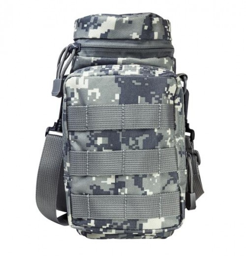 Vism By Ncstar Water Bottle Carrier/Digital Camo