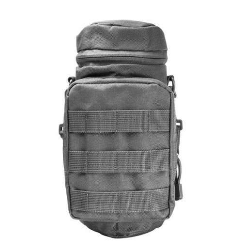 Vism By Ncstar Water Bottle Carrier/Urban Gray