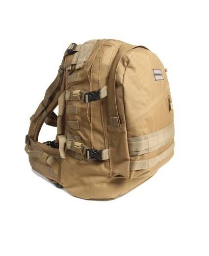 Humvee Day Pack Gear Bag Black 1