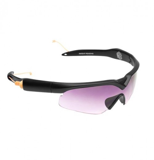 Vism By Ncstar Shooting Glasses/Ear Plugs/Pink 1