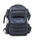 Vism By Ncstar Tactical Back Pack/ Blue W/Black Trim