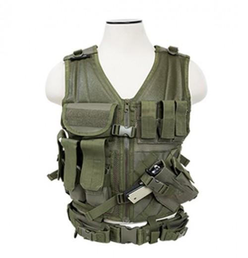 NcStar Tactical Vest Green