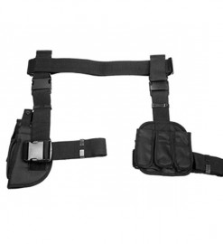 NcStar 3PCS Drop Leg Gun Holster & Magazine Holder