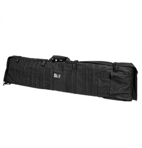 NcStar Rifle Case With Shooting Mat Black
