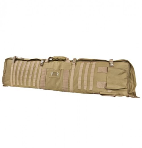 NcStar Rifle Case With Shooting Mat Tan